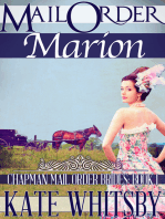 Mail Order Marion (Chapman Mail Order Brides
