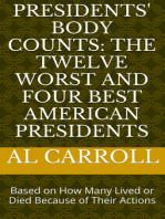 Presidents' Body Counts