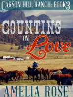 Counting on Love (Carson Hill Ranch