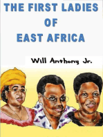 The First Ladies Of East Africa