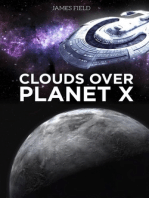Clouds over Planet X