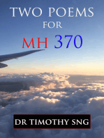 Two Poems for MH370
