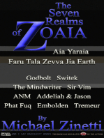 The Seven Realms Of Zoaia