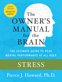 Stress: The Owner's Manual