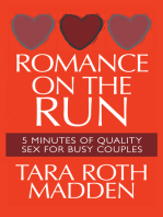 Romance on the Run: 5 Minutes of Quality Sex for Busy Couples
