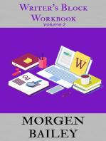 The 365-Day Writer's Block Workbook (Volume 2)