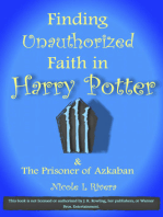 Finding Unauthorized Faith in Harry Potter & The Prisoner of Azkaban