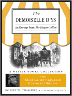 The Demoiselle D'ys, An Excerpt from The King in Yellow