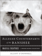 The Alleged Counterparts of the Banshee
