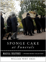 Sponge Cake at Funerals And Other Quaint Old Customs