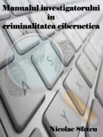 Manualul investigatorului în criminalitatea informatică