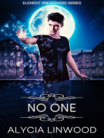No One (Element Preservers Series, Book 3.5)