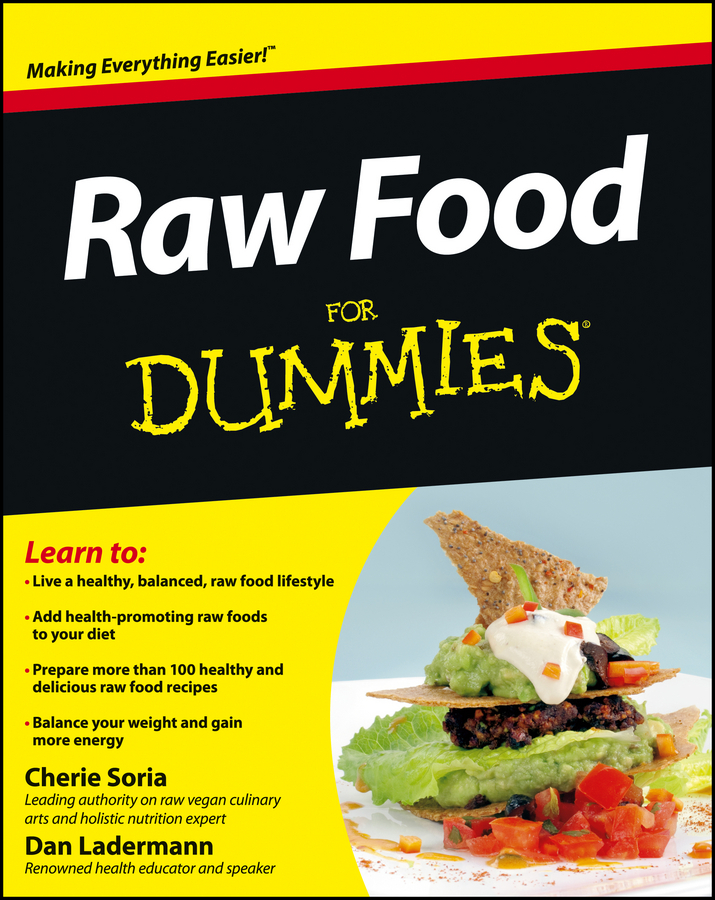 Raw food for dummies by cherie soria and dan ladermann by cherie raw food for dummies by cherie soria and dan ladermann by cherie soria and dan ladermann read online forumfinder Image collections