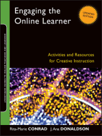 Engaging the Online Learner