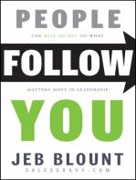 People Follow You