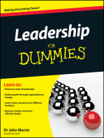 Leadership For Dummies