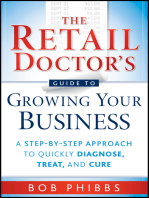 The Retail Doctor's Guide to Growing Your Business