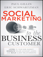 Social Marketing to the Business Customer