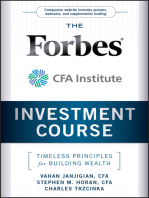 The Forbes / CFA Institute Investment Course