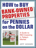 How to Buy Bank-Owned Properties for Pennies on the Dollar