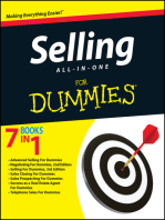 Selling All-in-One For Dummies