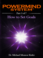 Powermind System Life Guide to Success | Ebook Multi-Part Edition | Part 3 of 7