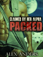 Claimed by Her Alpha (Packed)