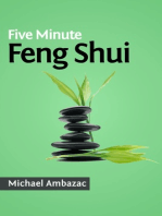 Five Minute Feng Shui