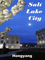 Salt Lake City in Utah 盐湖城