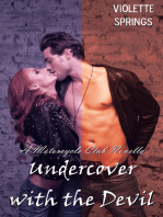 Undercover with the Devil (Motorcycle Club Novella)