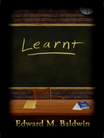 Learnt (Duval County Book)