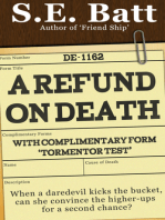 A Refund on Death (with Tormentor Test)