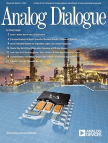 Analog Dialogue, Volume 48, Number 1