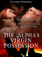 The Alpha's Virgin Possession