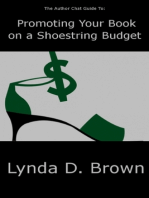The Author Chat Guide to Promoting Your Book on a Shoestring Budget