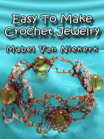 Easy To Make Crochet Jewelry