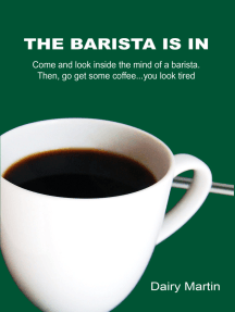 The Barista is IN