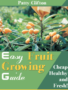 Easy Fruit Growing Guide
