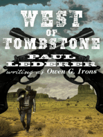 West of Tombstone