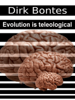 Evolution Is Teleological