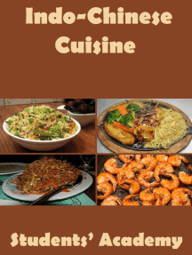 Indo-Chinese Cuisine