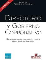 Directorio y Gobierno Corporativo