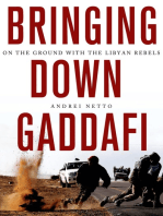 Bringing Down Gaddafi
