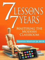 7 Lessons in 7 Years