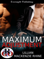 Maximum Adjustment
