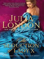 The Seduction of Lady X