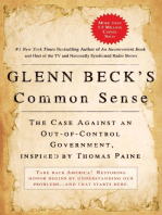 Glenn Beck's Common Sense