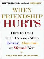 When Friendship Hurts