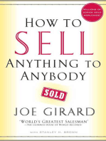 How to Sell Anything to Anybody