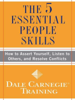 The 5 Essential People Skills